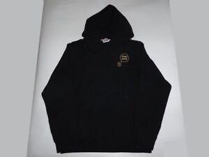 18564 dsmg x bape pullover hoody black L