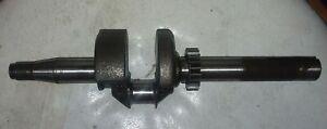 Genuine OEM Briggs & Stratton 796217 Crankshaft
