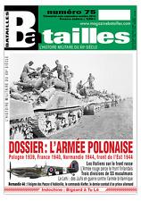 Dossier l'armée polonaise, Les Italiens sur le front russe, Batailles n° 75