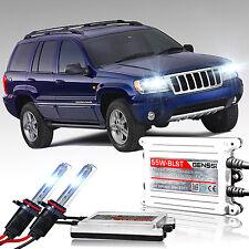 GENSSI HID Xenon Conversion Kit Bulbs 55W For Jeep Grand Cherokee 1999-2004