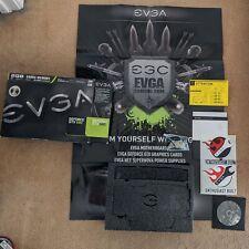 EVGA nVidia GeForce GTX680 2GB DDR5 Box Only ** Read Description Please **