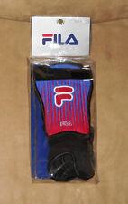 Fila Soccer Size S Razzo Shin Guards Pad Ankle Disc Protector Unisex New