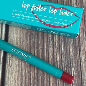 Thrive Causemetics Lip Filler Liner Valisia Pomegranate Full Size Semi Permanent
