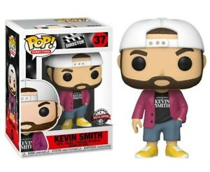 KEVIN SMITH FUNKO POP 37 KEVIN SMITH SPECIAL EDITON 9 CM DIRECTOR FIGURE CLERKS