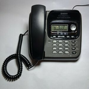 Uniden TRU9488 5.8 GHz Corded Phone & Answering Machine, Expandable