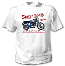 DUCATI 250 DIANA MARK 3 1964 - NEW AMAZING GRAPHIC TSHIRT S-M-L-XL-XXL