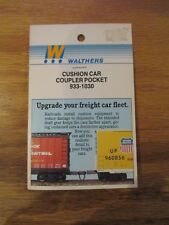 HO Scale Walthers #933-1030 Cushion Car Coupler Pocket w Free ship!