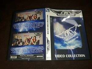 Aerosmith - The Best Of (Video Collection) 2 DVDs - SPECIAL FAN EDITION