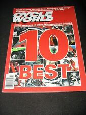 CYCLE WORLD magazine October 1984 Yamaha XV1000 Virago Laverda RGS Corsa XR500R