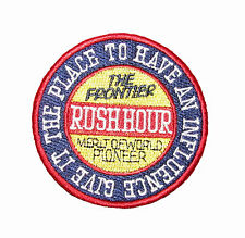 Rush Iron on Embroidered Sew Patch Badge Patches Crafts Lots of designs  #145