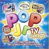 Various Artists - Pop Jr TV Songs (2008)