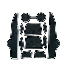 For Toyota Corolla 07-13 Car Interior Door Slot Rubber Mats Non-Slip Cup Pad