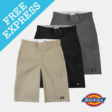 """Dickies Mens WR815 13"""" Loose Twill Stripe Shorts $53.90 (FREE EXPRESS SHIPPING)"""