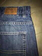 """Men's Victorious Premium blue denim jeans<>36"""" x 32""""<>zip fly<>"""