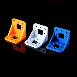 5pcs Plastic Frame Fixed Motor Holder for Robot Toy Car Trucks Model DIY PARTS