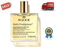 Nuxe Huile Prodigieuse 50ml, Multi Purpose Dry Oil Face-Hair-Body