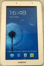 CELLULARE Samsung Galaxy Tab 2 7.0 GT-P3110 WI-FI USATO SIM FREE