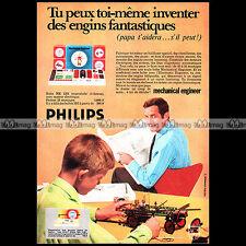 PHILIPS MECHANICAL ENGINEER ME 1201 1968 - Pub / Publicité / Ad Advert #A1432