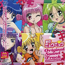 Tokyo Mew Mew SOUNDTRACK CD anime     Original sound truck