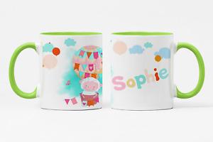 personalisierte Kindertasse, Geburt, Geschenk, Kindergarten, Weisert, Motiv
