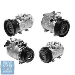 2001-05 Suzuki Grand Vitara SUV Air Conditioning Compressor  - Denso # 471-1393