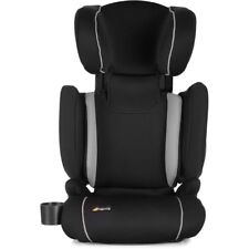 New Hauck Bodyguard Pro Group 2/3 Car seat+Isofix Base in Black/Grey 3-12 years