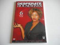 DVD - DESPERATE HOUSEWIVES DVD 6 / EPISODES 21 à 24 - ZONE 2