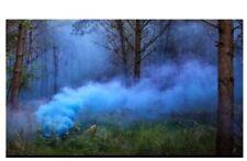 FUMOGENO SOFTAIR A FILO 90 SECONDI WP40 BLU - ENOLA GAYE SAS 7105B AIRSOFT SMOKE