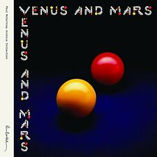 Paul McCartney & Wings 'Venus and Mars' Deluxe (2014) New 3CD Box Set