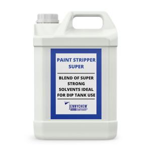 5L Heavy Duty Paint Stripper Liquid - Industrial Strength Formulation