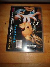 "Madonna ""Drowned World Tour 2001"" DVD WARNER EUROPE 2001"