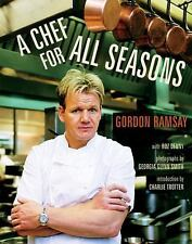Gordon Ramsay cook book Chef for All Seasons by Gordon Ramsay and Roz Denny