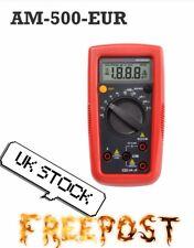 Amprobe AM-500-EUR DIY Pro Autoranging Digital Multimeter with Test Leads Fluke