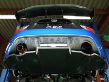 CARBON FIBER CLEIB STYLE REAR DIFFUSER WITH FITTING KIT FOR FT86 GT86 FRS BRZ