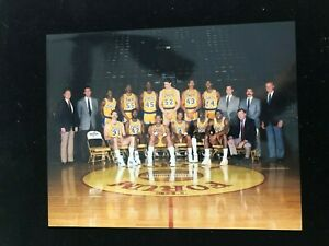 NEW 1986-87 Los Angeles Lakers Team Championship Photo High Res Glossy 8x10