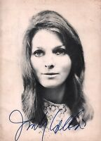 JUDY COLLINS SIGNED 1970 WHALES & NIGHTINGALES TOUR CONCERT PROGRAM BOOK