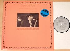 Lester Young-Jammin 'the Blues 1944-46 (Jazz Anthology, France/LP VG + +/M -)