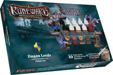 The Army Painter Runewars: Daqan Lords 10 Bottle Paint Set