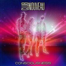 CLUB NOUVEAU - CONSCIOUSNESS  CD NEUF