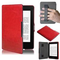 Shell Smart Case E-reader Skin Cover For Amazon Kindle Paperwhite 1 2 3
