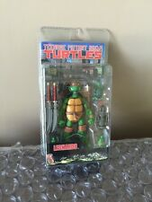 Teenage Mutant NInja Turtles -Leonardo - Comic Style- Neca - Rare TMNT 2008