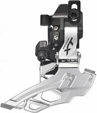 Shimano XT FD-M786-D Dyna Sys Direct Mount MTB Front Derailleur 2X10 (Silver)