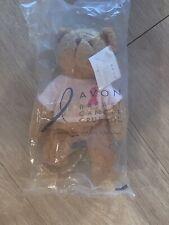 Vtg 2001 Avon Breast Cancer Crusade Mini Teddy Bear