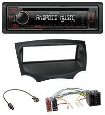 Kenwood CD 1DIN AUX MP3 USB Autoradio für Ford Ka (RU8, ab 2008)