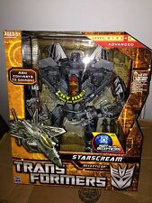 Transformers Revenge Of The Fallen Decepticon Starscream Leader Class Hftd Rotf
