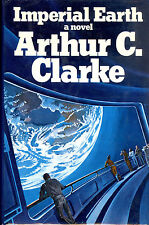 Imperial Earth by Arthur C. Clarke First Print First Edition - Gollancz