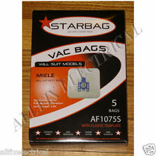 Miele High Filtration Synthetic Vacuum Cleaner Bags - Part No. AF1075S