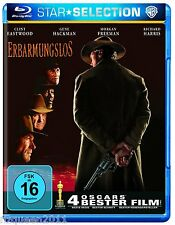 Erbarmungslos [Blu-ray] Richard Harris, Clint Eastwood  * NEU & OVP *
