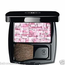 Chanel CHANEL LES TISSAGES DE CHANEL BLUSH DUO TWEED #10 Tweed x 8 Pink EMS