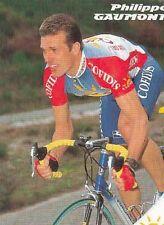 PHILIPPE GAUMONT Cyclisme Ciclismo COFIDIS 98 Cycling radsport Tour de France